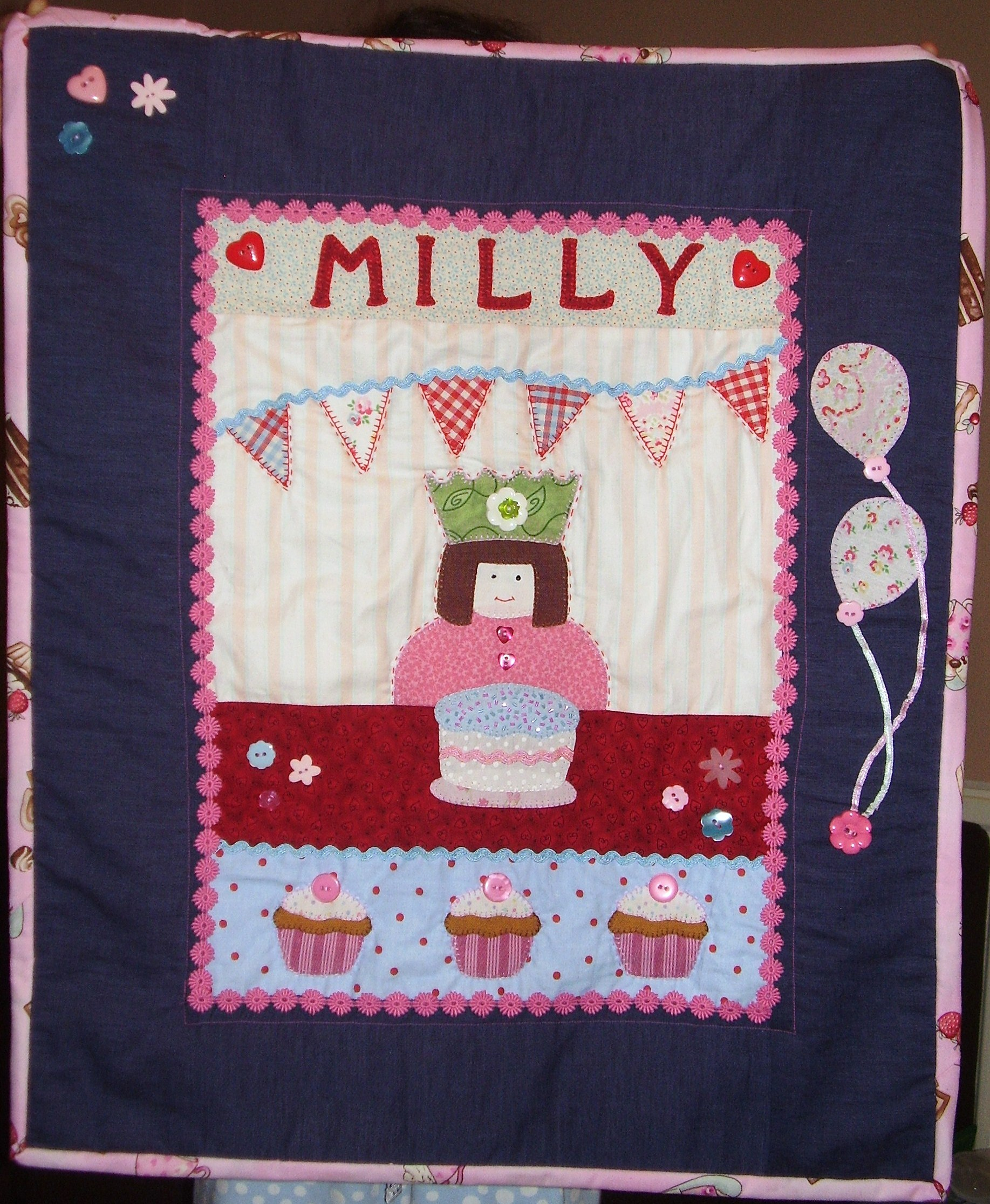 Quilt Yourself Gorgeous Mandy Shaw Patchwork Palace