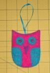 09Nov2011 Finished Owl Ornament